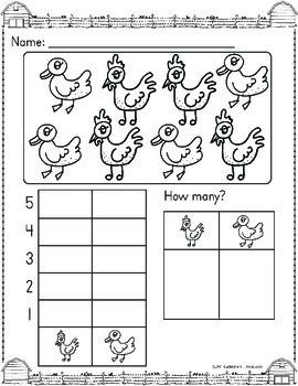 Graphing for Kindergarten