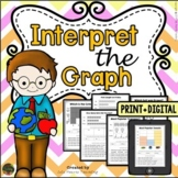 Graphs and Data: 1st Grade Graphing Worksheets & Graphing Activities