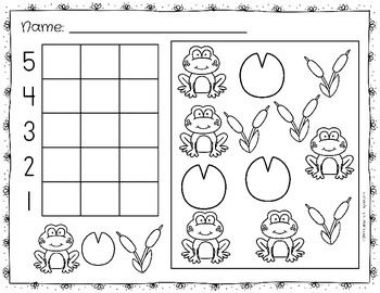 Graphing Activities for Kindergarten