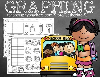 Graphing Worksheets Back to School