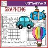 Color, Count and Graph Transportation