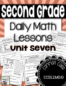 Graphing - Daily Math Lessons - Unit 7