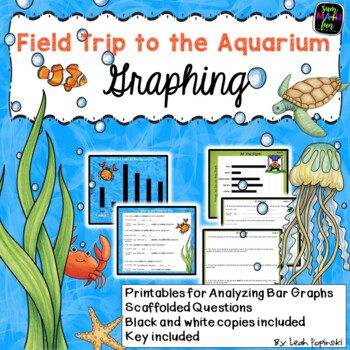 Ocean Graphing-First Second Grades: Field Trip to the Aquarium