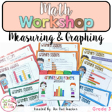 Measuring Mass, Measuring Volume, and Graphing Data Unit for Math Workshop