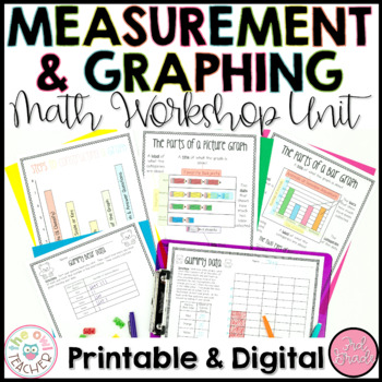 Measuring Mass Volume Graphing Activities | Lessons | Guided Math Workshop