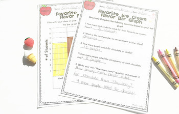 Bar Graphs and Picture Graphs- 2nd Grade  2.MD.D.10