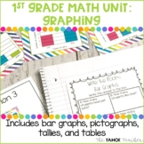 Graphing | A 1st Grade Math Unit