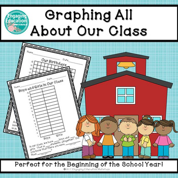 Graphing All About Our Class