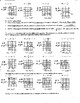 Graphing Absolute Value Equations Worksheet, Answer Key and Bellwork
