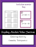 Graphing Absolute Value Functions Carousel Activity