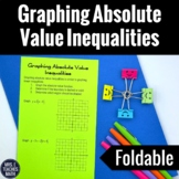 Graphing Absolute Value Inequalities Interactive Notes