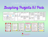 Graphing Activity (6) Pack - Google Sheets, Excel, and Num
