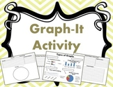 Graphing Activity { Bar Graphs, Column Graphs, Line Graphs, and Circle Graphs }