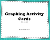Graphing Activity Cards