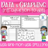 Graphing An Introduction to Collecting Data