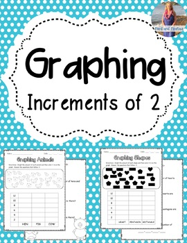 Graphing Worksheets: Increments of 2!
