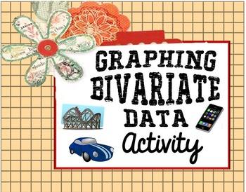 Graphing Bivariate Data Activity