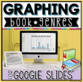 Graphing Book Genres in Google Slides™ Digital Reading Log