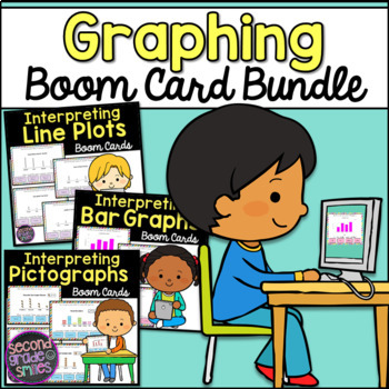 Graphing Boom Cards Bundle