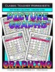 Graphing Bundle - Set 1 - 1st Grade - Grade One