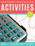 Graphing Calculator Activities {Complete Resource Bundle!}