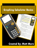 Graphing Calculator Basics: TI-84 Plus C Silver Edition