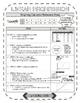 Graphing Calculator Reference Sheet: Linear Regression