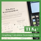 Graphing Calculator Scavenger Hunt for the TI-84 Plus