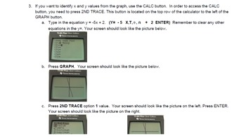 Graphing Calculator Tutorial - 4 (Intro to the Graphing Calculator)