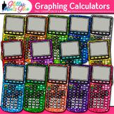 Graphing Calculators Clip Art: Measurement Tool Graphics {Glitter Meets Glue}