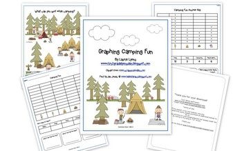 Graphing Camping Fun