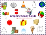 Graphing Candy Solid 3D Shapes! Yummy!