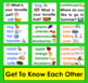 Graphing Questions & Answers w/Graphics Pocket Chart-Set 1 -CCSS