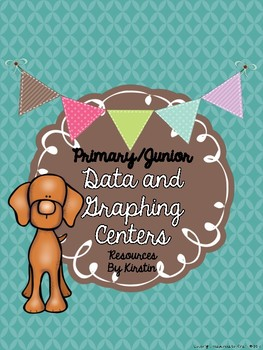 Grade 3 Ontario Data Management and Graphing Centers