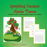 Graphing Centers: Apple Theme
