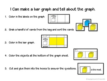Summer Math Centers for Graphing (Data Management)