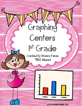 Graphing Centers for 1st Grade