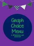 Graphing Choice Menu