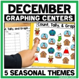 Graphing Activities for December