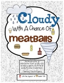 Graphing:  Cloudy With A Chance Of Meatballs