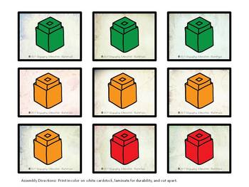 Graphing Colorful Cubes