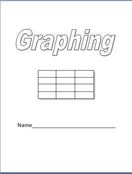 Graphing Coloring Packet