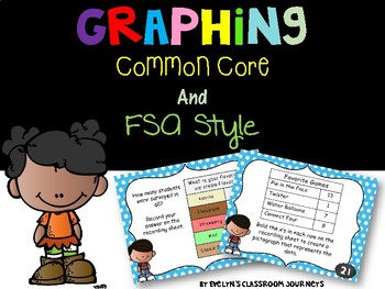 Graphing Common Core and FSA Style