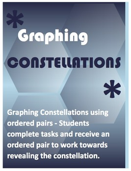 Graphing Constellations using Coordinate Points