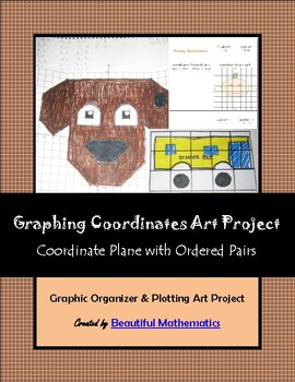 Graphing Coordinates Art Project