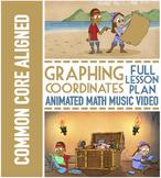 Coordinate Plane - 1st Quadrant  Video: Coordinate Graphin