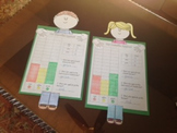 Graphing Craftivities Throughout The Year!