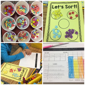 Graphing Cups Activity