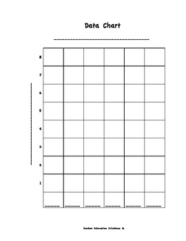 Graphing Data Chart