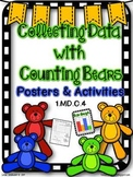 Graphing & Data Collection with Counting Bears